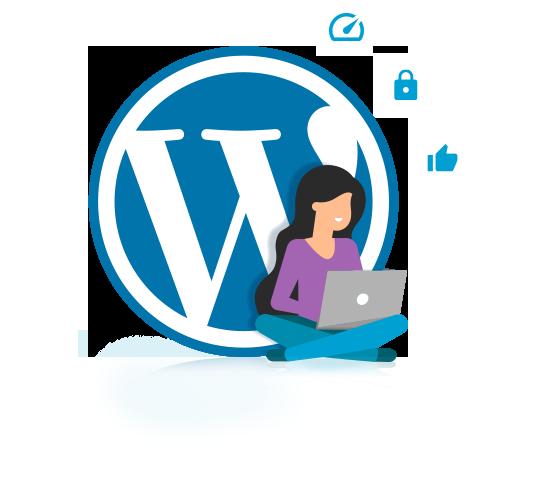 Hosting WordPress Argentina desde $350 al mes | DonWeb